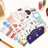 สติ๊กเกอร์ชุด : Diary Deco Pack Version 6