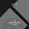 Park Seo Jun - 2018 Calendar