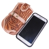 Very Beautiful Cowhide Mobile Case For Your Mobile Phone งานสวยงานเนี๊ยบ งานดุลมือสำหรับ
