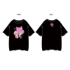 TWICE 2ND TOUR 'TWICELAND ZONE 2 : Fantasy Park' IN JAPAN Official Goods -Big T-shirt สีดำ