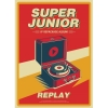 Super Junior - Album Vol.8 Repackage [REPLAY]