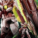 [P-Bandai] RG 1/144 Gundam 00 Qan[T] [Trans-AM Mode] Gloss Injection Ver.