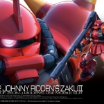 RG 1/144 Johnny Ridden's MS-06R-2 Zaku II High Mobility Type