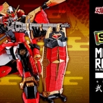 [P-Bandai] Metal Robot Spirit Musha Gundam