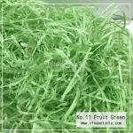 กระดาษฝอยสีเขียวผลไม้ No.11 Fruit Green