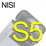 NISI S5 - 150mm Filter Holder with CPL