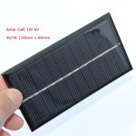 Solar Cell (6V, 100mA, 1W)