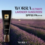 WORRA ULTIMATE LAVENDER SUNSCREEN SPF50 PA+++
