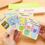 Magnetic Bookmarks-คลิปหนีบกระดาษแม่เหล็ก Animal