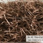 กระดาษฝอยสีช็อกโกแลต No.43 Chocolate