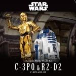 1/12 C-3PO & R2-D2 [STAR WARS: THE LAST JEDI]