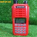 SPEEDER SP-IX5 วิทยุสื่อสารเครื่องแดงมี ปท.