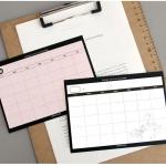 กระดาษโน๊ต-Month Plan Sticky