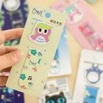 Magnetic Bookmarks-คลิปหนีบกระดาษแม่เหล็ก Cartoon