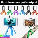 ที่วางมือถือ flexible mount gekko tripod ราคา 89 บาท ปกติ 220 บาท