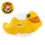 Yellow Duck Intex