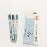 ปากกาลบได้หมึกน้ำเงิน (แพ็ค 12 ด้าม)