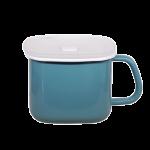 Enamel Storage Box w/ Silicone Lid (B-Grade)