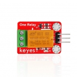 Keyes 1 Channel Relay Red PCB ( Arduino , Raspberry Pi , 51 , STM32 )