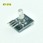 RGB LED 5mm Module (Common Cathode) KY-016