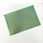Through hole Universal Prototyping PCB Board size 8x12 cm (แผ่น PCB ไข่ปลา 2 หน้า)