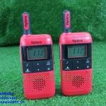 Hytera TF-418 วิทยุสื่อสารขนาดเล็กสำหรับประชาชน (ชุดคู่)