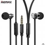 หูฟัง remax สมอลทอร์ค RM-565i สีดำ