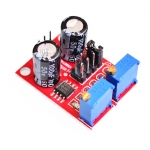 NE555 Square Wave Signal Generator Frequency & Duty Cycle Adjustable