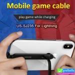 สายชาร์จ USAMS U9 Gaming Charging iPhone ราคา 210 บาท ปกติ 520 บาท