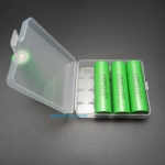 18650 Lithium Battery Box (4 Pack)