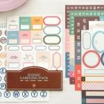 สติ๊กเกอร์ชุด : Labeling Pack