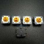 Omron B3F Switch สวิตช์กดติดปล่อยดับขนาด 12x12mm แพค 5 ตัว