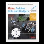 หนังสือ Make: Arduino Bots and Gadgets (296 หน้า)