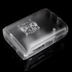 Raspberry Pi 2/3 Shell Case Box Transparent กล่อง เคส Raspberry Pi 2/3 สีใส ติดพัดลมเพิ่มได้