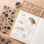 ตัวปั้มใส-Clear Stamp-Tree&Animal