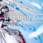 PG 1/60 Wing Gundam Zero Custom Perl Mirror Coating Ver.
