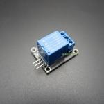 5V 1 Channel Relay Module - High Level Trigger (PCB สีดำขนาดเล็กพอดีกับหัวรีเรย์)