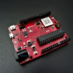 Red Board UNO + Wifi (100% made in Italy)