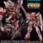 [P-Bandai] RG 1/144 Gundam Exia [Trans-AM Mode] Gloss Injection Ver.