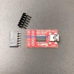 FTDI Basic FT232RL mini pro Downloader USB to TTL/rs232 5V/3.3V