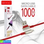 สายชาร์จ Eloop S22 Micro ราคา 90 บาท ปกติ 230 บาท