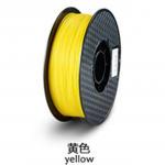 PLA Filament 1.75 mm. 1 kg. สีเหลือง