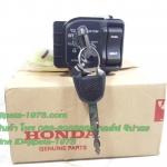(Honda) ชุดสวิทช์กุญแจ Honda PCX 150 ปี 2015 (รุ่นไฟหน้า Led) แท้