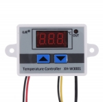 Digital Temperature Controller Thermostat Switch Probe 12V 120W (XH-W3001)