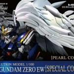 Hi-Resolution Model : 1/100 Wing Gundam Zero EW [Special Coating]