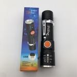 ไฟฉายความสว่างสูง ชาร์จผ่าน USB รุ่น JX-616