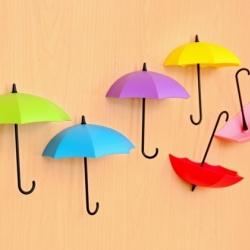 ชุดร่มติดผนัง : Umbrella wall set