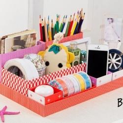 Box-B จัดระเบียบของอเนกประสงค์ DIY