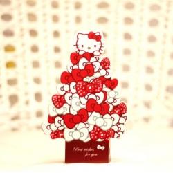 การ์ดคิตตี้ (Kitty Tree Standing Card)