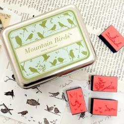 ชุดตัวปั้ม - Mountain Birds (DIY)